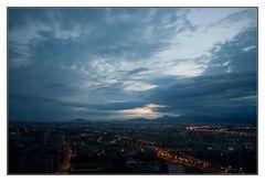 Sunrise in Taichung