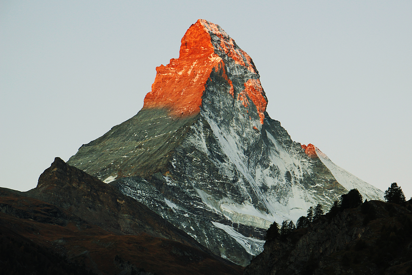 Sunrise-Matterhorn