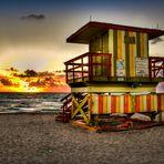 Sunrise @ Miami Beach