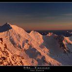 Sunrise - Mt. Tasman