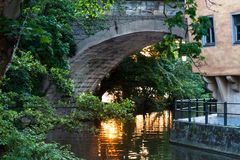 sunrise - obere Brücke Bamberg