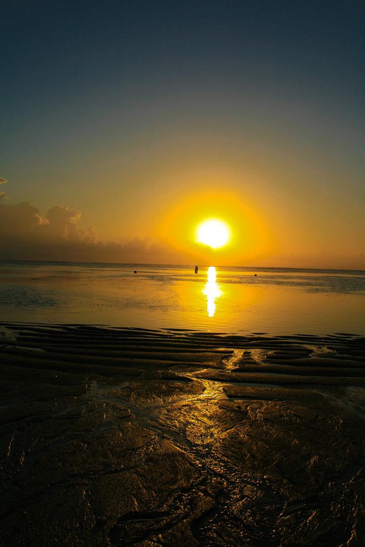 Sunrise on Bali