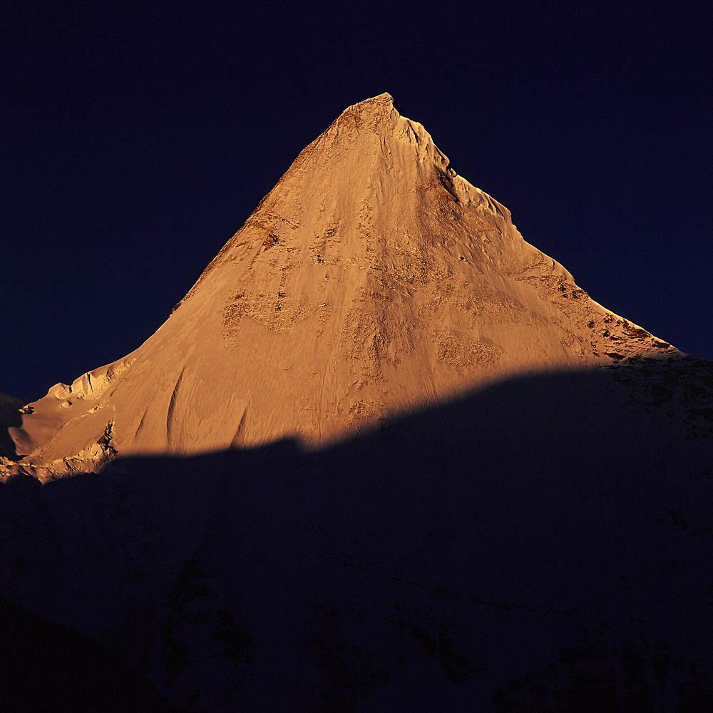 SUNRISE ON THE YANGMAIYONG MOUNTAIN