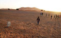 sunrise people Wüste Maroc-17-97-col
