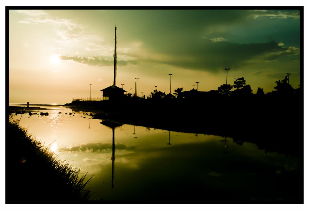 Sunrise & Sea
