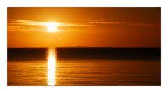 Sunrise - Sonnenaufgang
