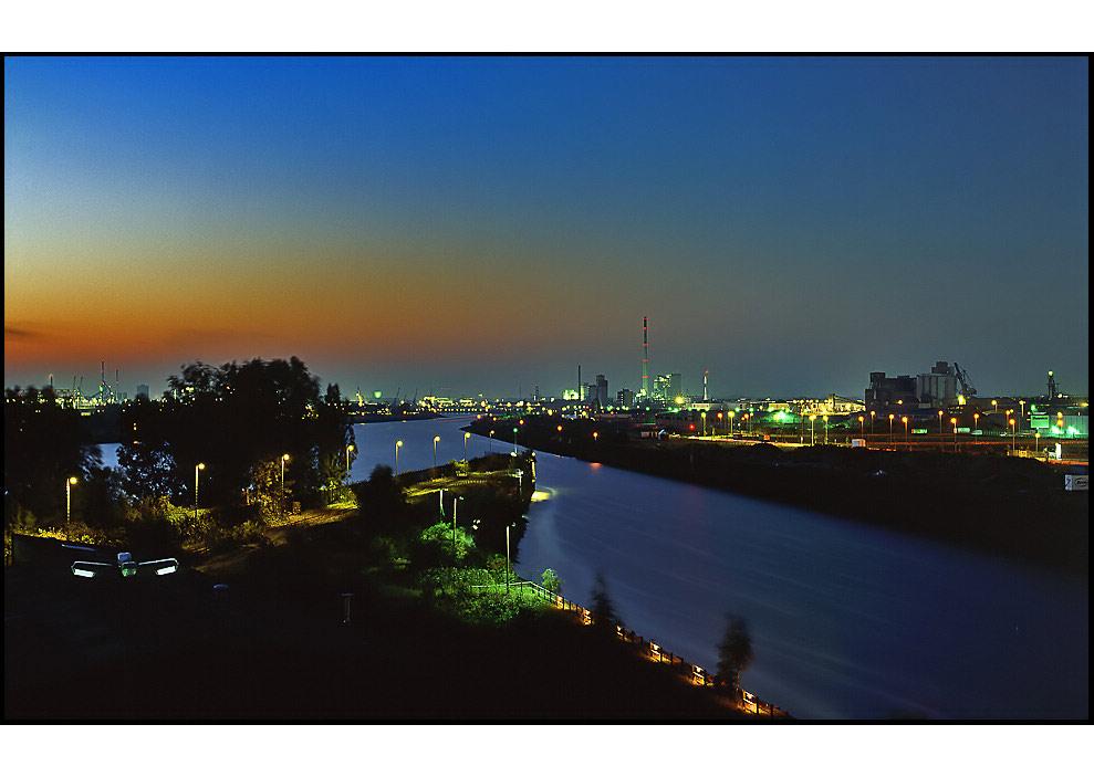 Sunrise über Bremen