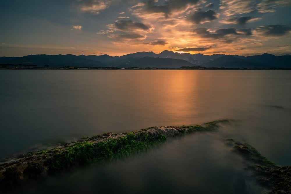 Sunrise:Fiumarette di Ameglia