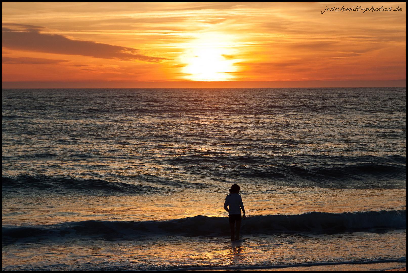 Sunset #001