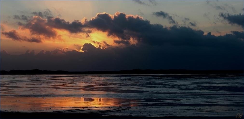 Sunset... (2)