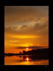 sunset #3 - Dienstag ist Spiegeltag