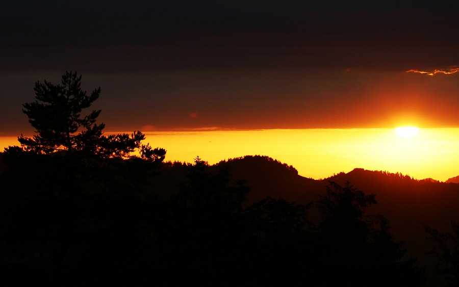 Sunset by Stefan Stutz
