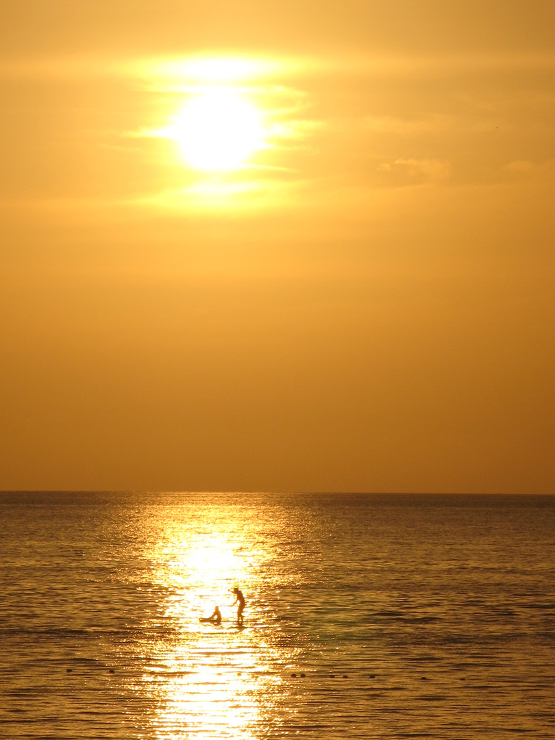 Sunset à Kata