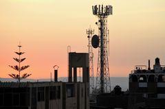 Sunset Antennen Baum Peru ca-21-22-col +Info neue Homepage