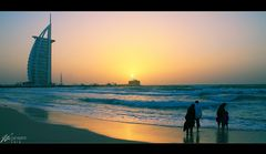 Sunset At Jumeirah
