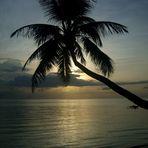 Sunset auf Koh Phangan