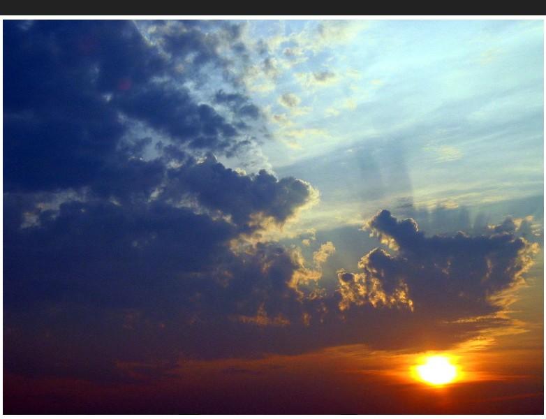 """ Sunset"""