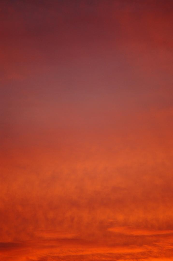 sunset / burnin'