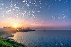 Sunset @Cala Mesquida