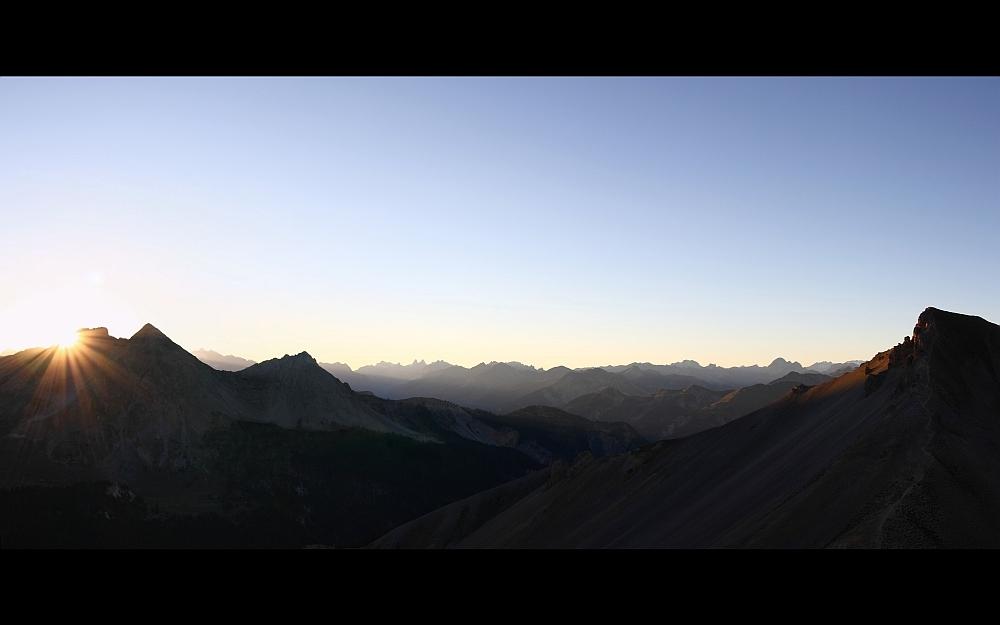 Sunset Col d'Izoard (2360m)