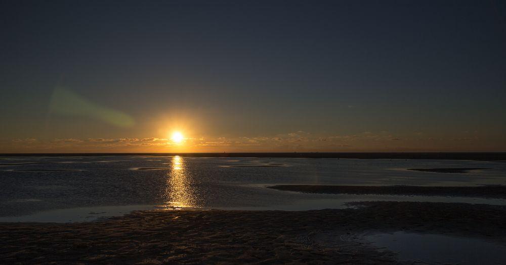 Sunset De Cocksdorp