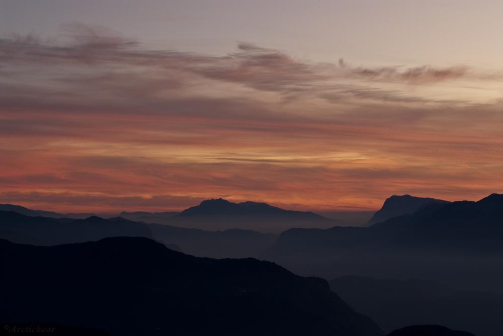 Sunset die 2.