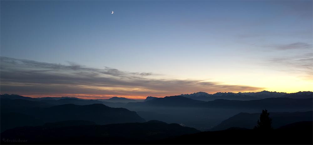 Sunset die 3.