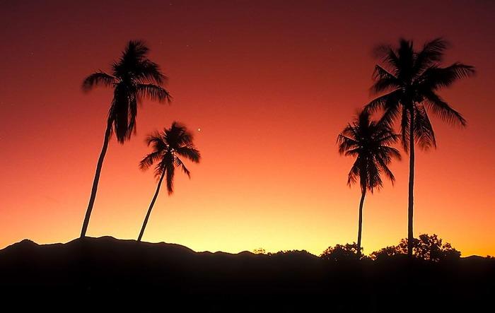 Sunset downunder