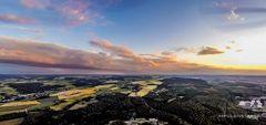 Sunset Eifel