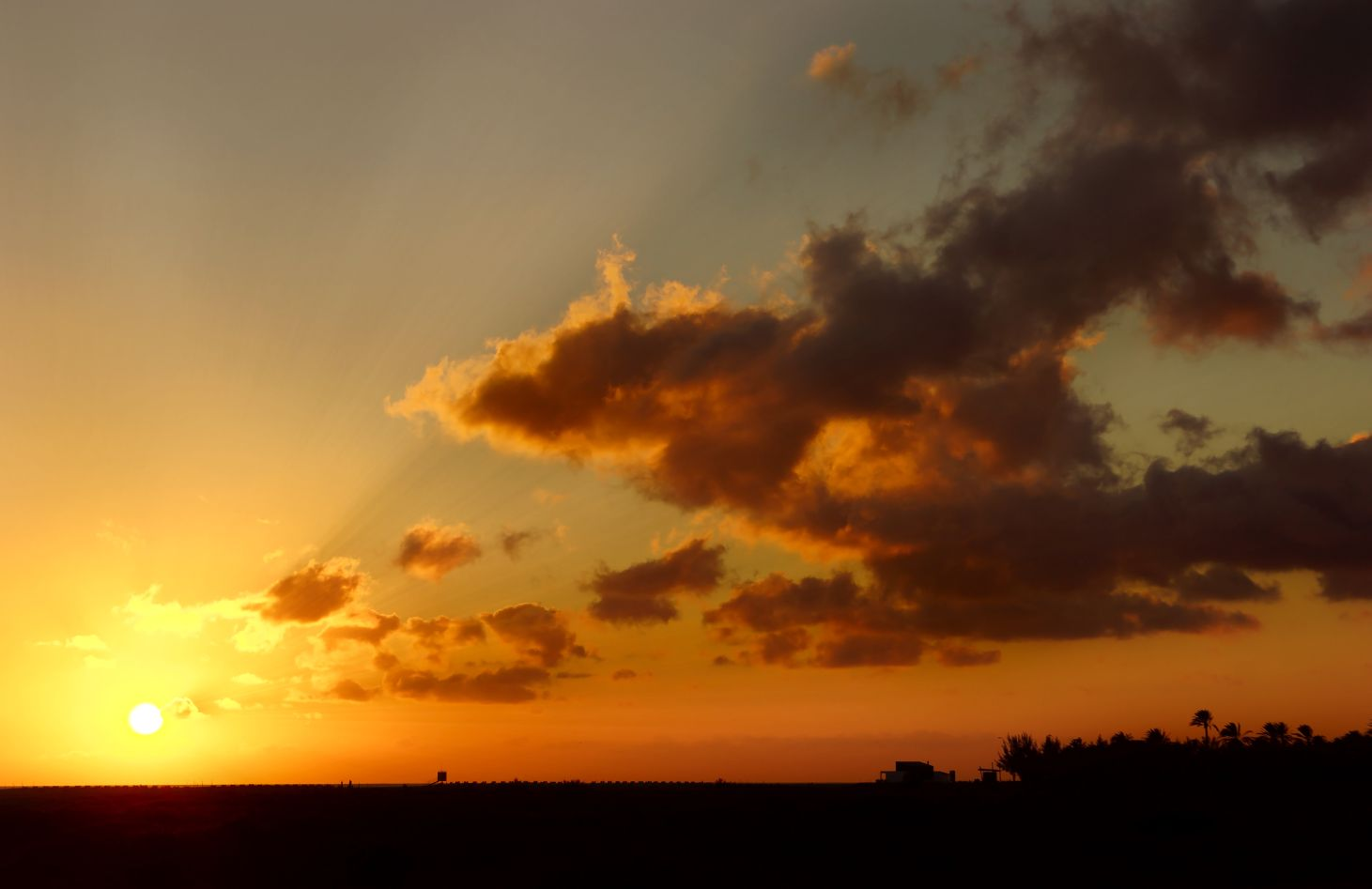 Sunset @ Fuerte Ventura