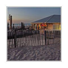 (sunset) Groede Aan Zee (Strandpaviljoen)