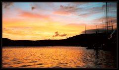Sunset @ Hamilton Island