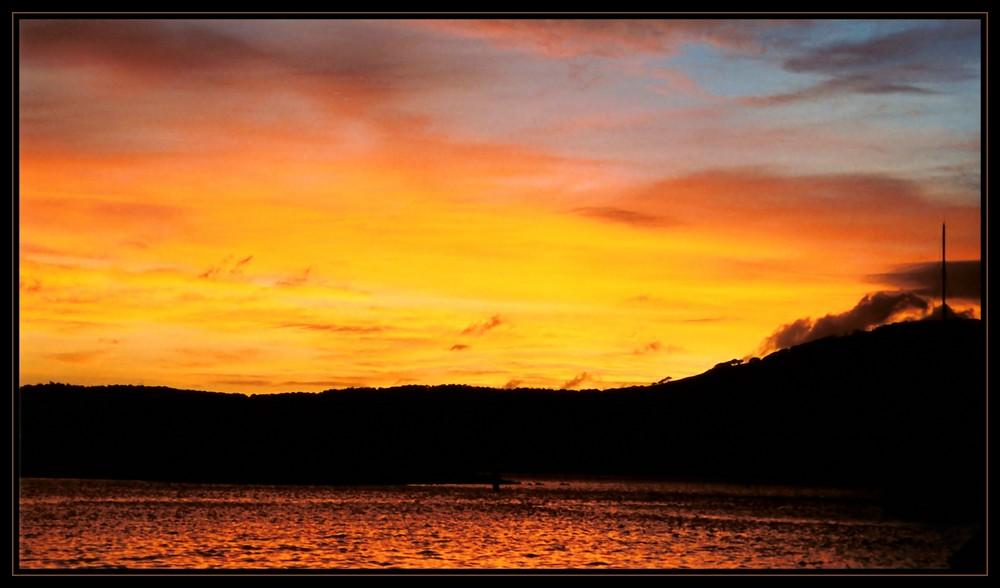 Sunset @ Hamilton Island II