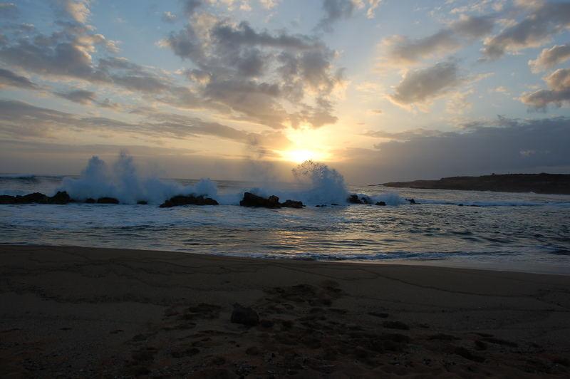 Sunset Hanapape Kauai