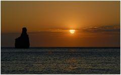 Sunset Ibiza Benirras
