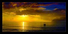 Sunset II / Sonnenuntergang II