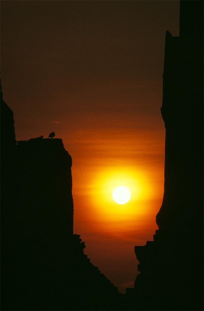 Sunset in Ayutaya I