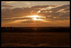 Sunset in de Palz
