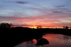 Sunset in Dessau - image 11