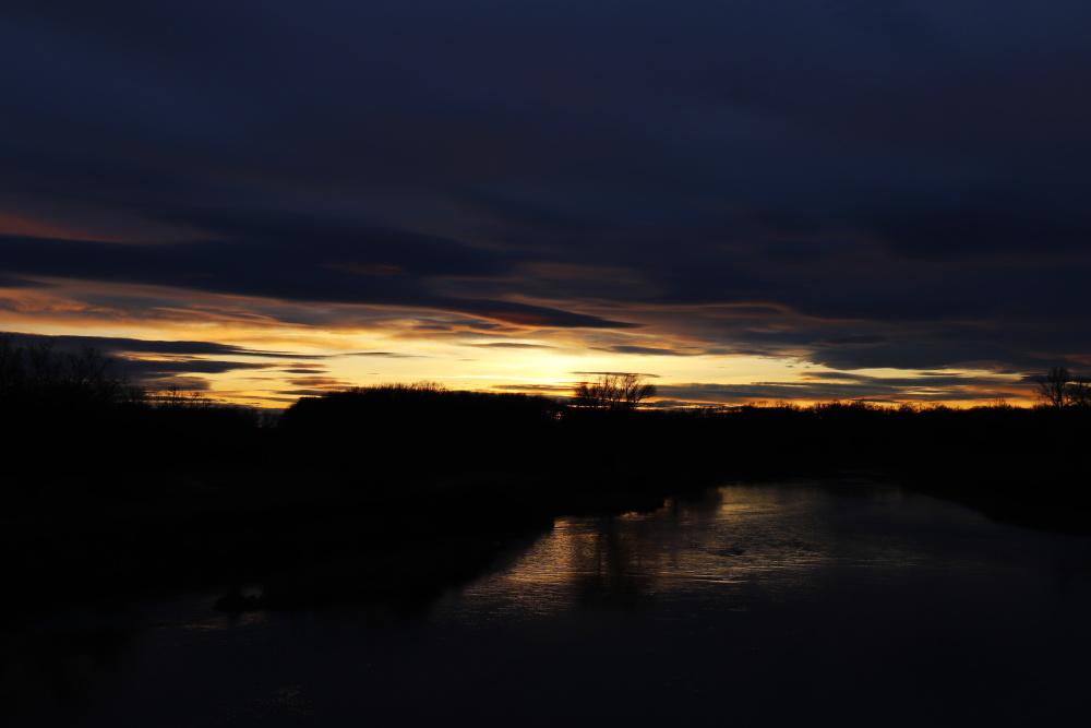 Sunset in Dessau - image 13