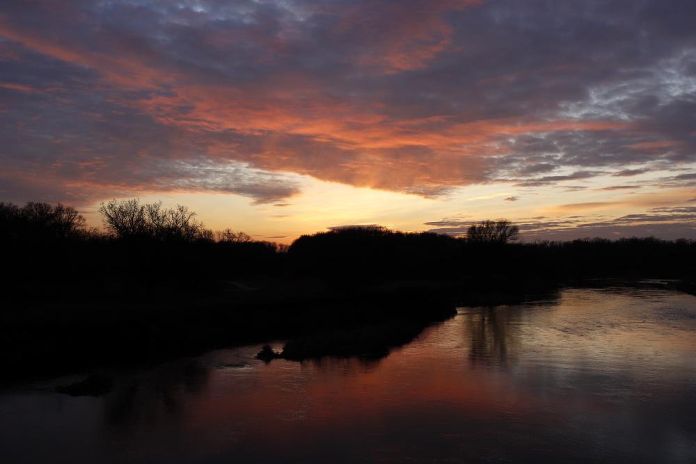 Sunset in Dessau - image 4