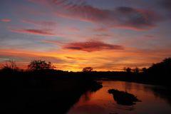 Sunset in Dessau - image 8