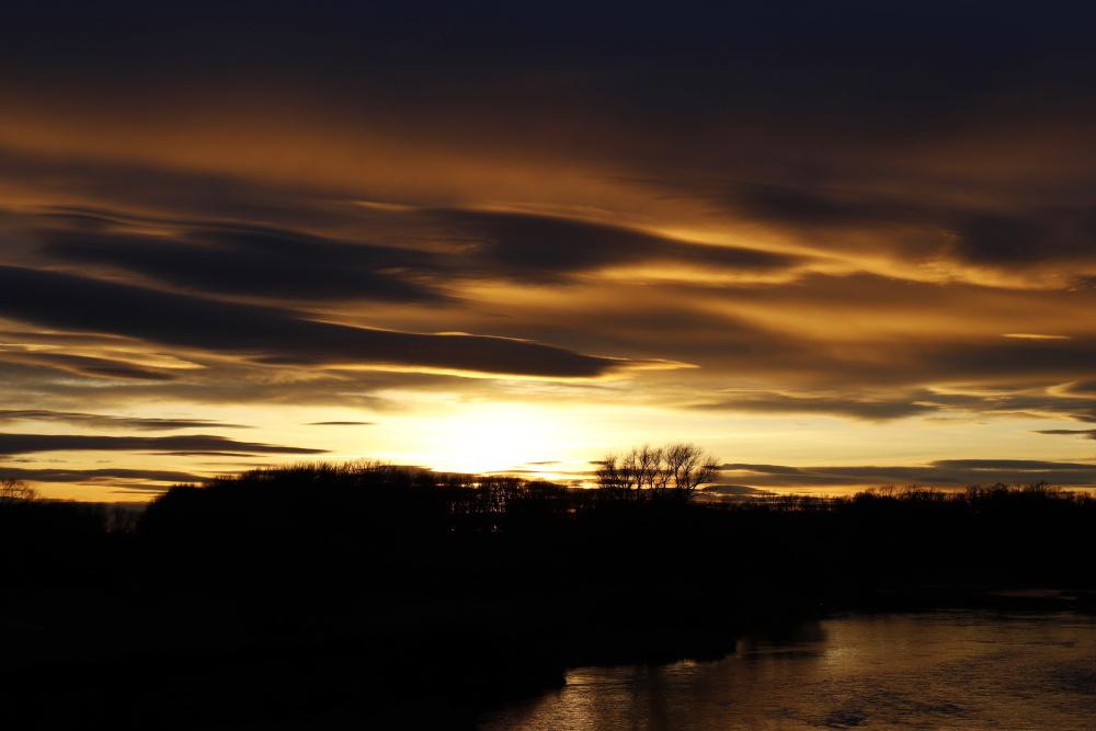 Sunset in Dessau - image 9