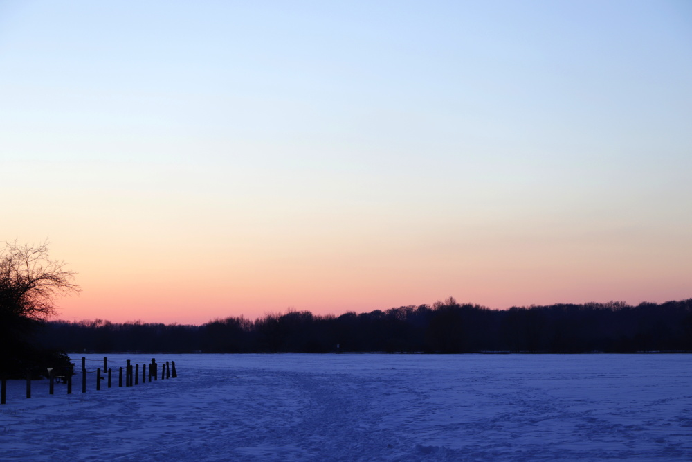 Sunset in february - image 10