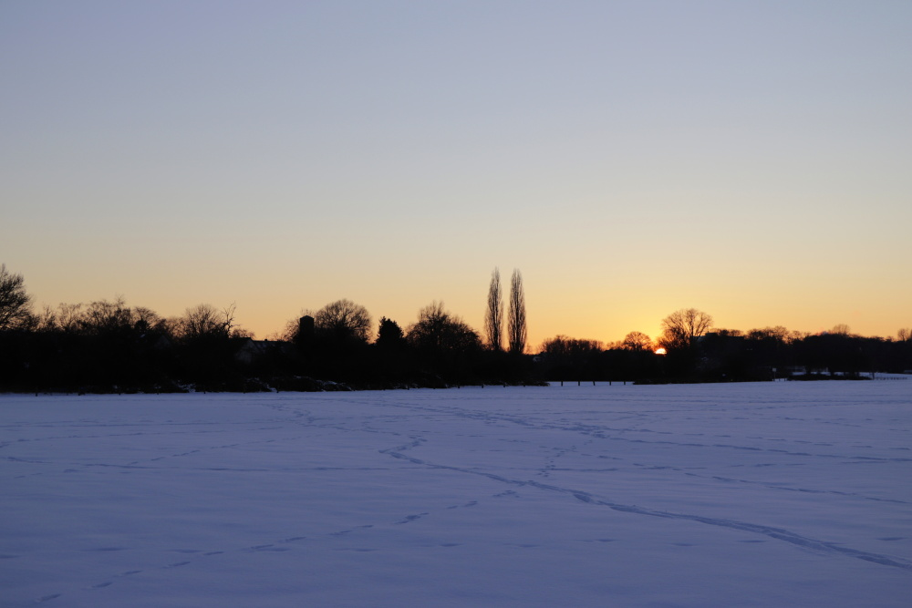 Sunset in february - image 6