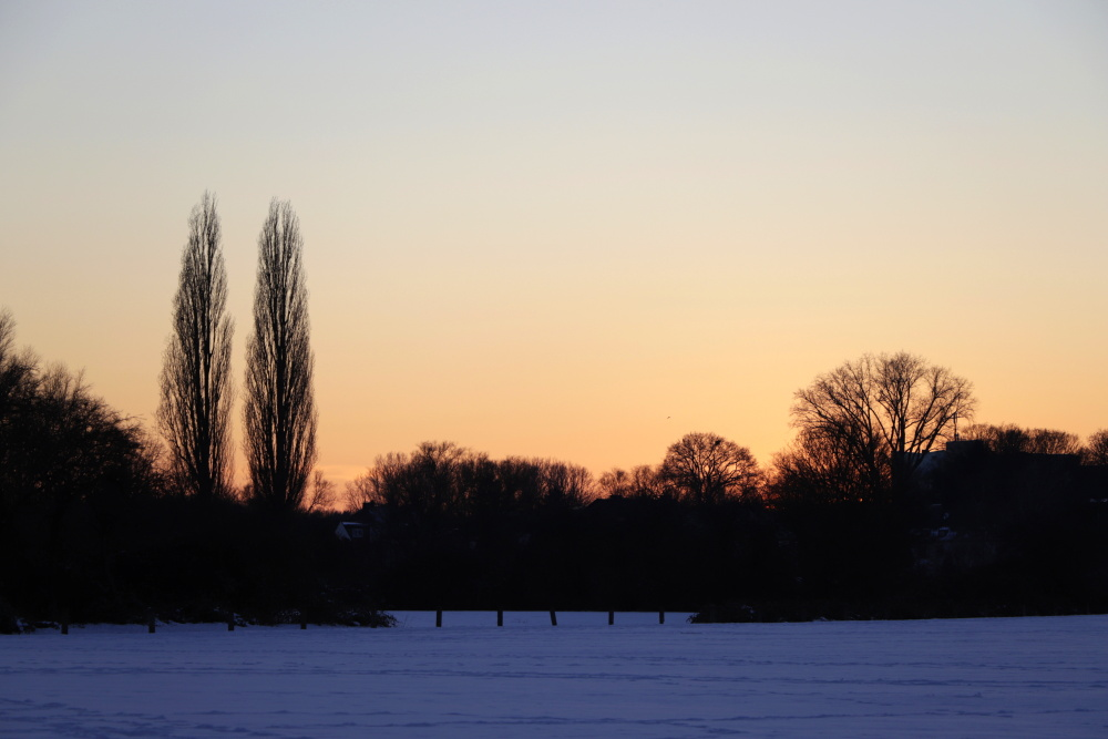 Sunset in february - image 7