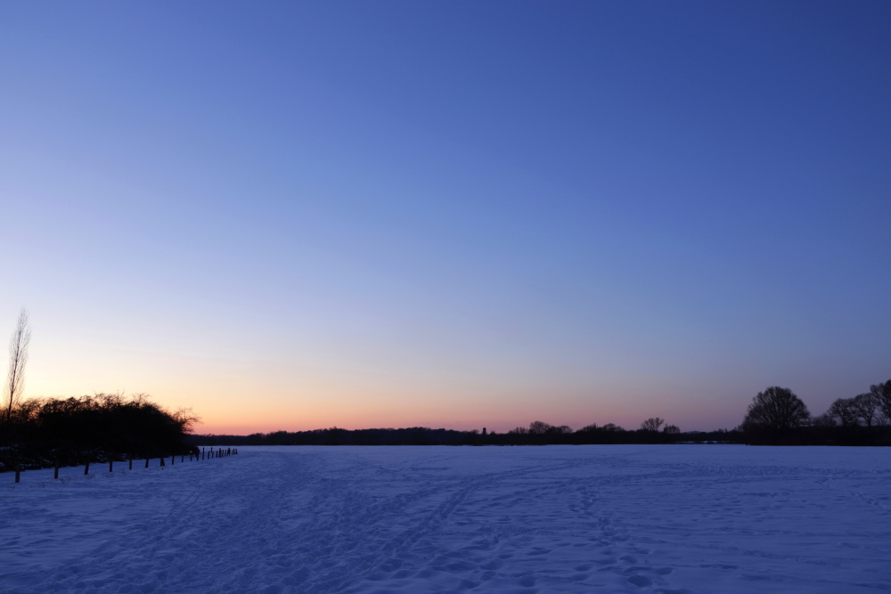 Sunset in february - image 9