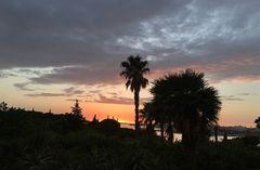 Sunset in Ferragudo