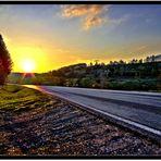 ....Sunset in High Dynamic Range....