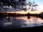 Sunset in Kissimmee / bei Orlando Florida